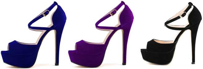 velvet_high_heel_platform_peep_toe_platform_high_heel_shoes