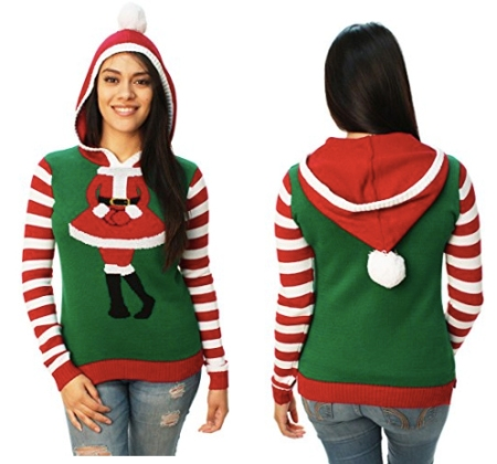 santa_girl_hooded_sweater_ugly_sweater
