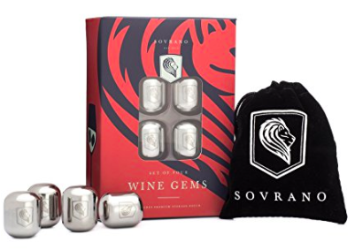 sovrano_wine_gems_stainless_steel_wine_chillers_set